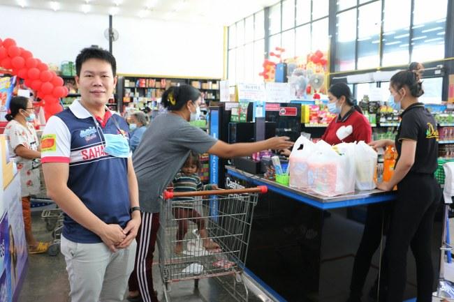 """ชาวบ้านแฮปปี้ร้านค้าปลื้มเงิน""""เราชนะ""""ถึงมือผู้บริโภคสู่ร้านค้า ส่งผลเศรษฐกิจหมุนเวียนเกิดSpring Money (ชมคลิป)"""