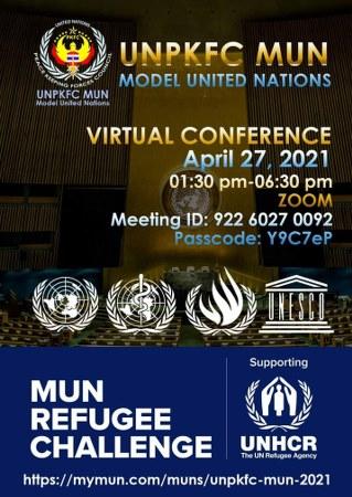 ประชุมจำลองสหประชาชาติ พัฒนาทักษะทางการทูต โดย สภาสันติภาพสหประชาชาติ UNPKFC- S.E.A