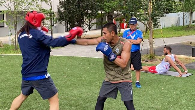 2 กำปั้นไทยได้รับข่าวดีก่อนลุยโอลิมปิกเกมส์